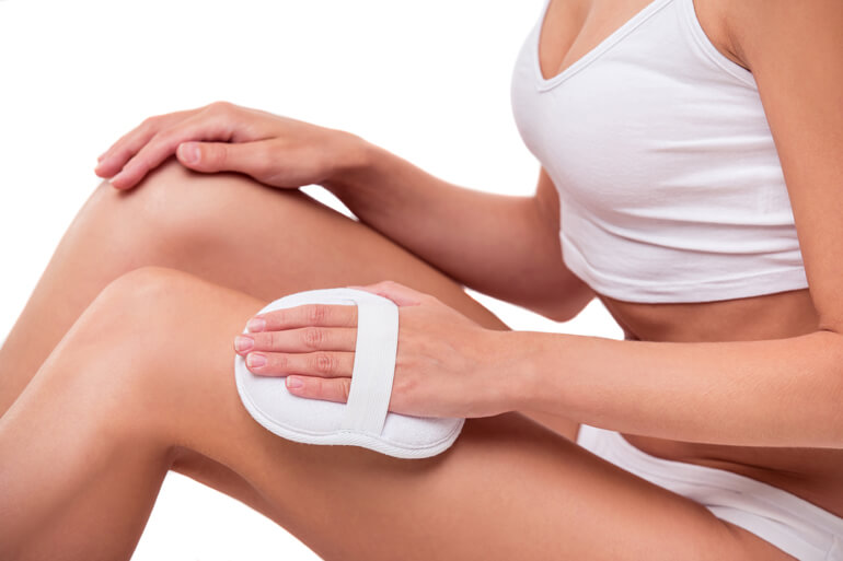 bas de contention anti cellulite